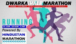 Dwarka Half Marathon