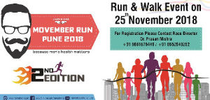 Movember Run Pune