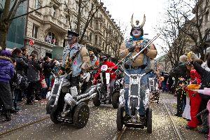 Zurich Carnival