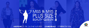 Ms and Mrs Plus Size Beauty Queen