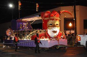 Krewe of Janus Mardi Gras Parade