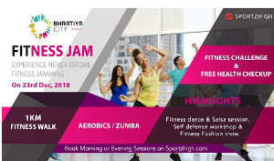 Fitness Jam with Sportz High