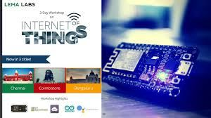 Internet of Things (IoT) Workshop Lema Labs