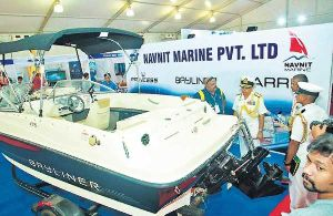 Cochin International Boat Show