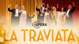 La Opera Presents Verdi's Masterpiece La Traviata  Pre-Sale