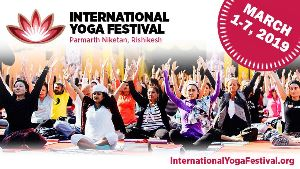 International Yog Festival