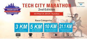 Tech City Marathon