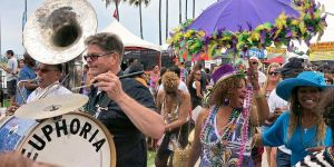 Long Beach Crawfish Fest: New Orleans-Style Fun