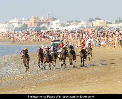 Sanlucar Horse Races