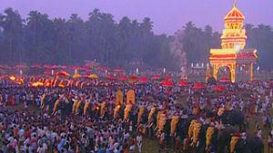 Arattupuzha Pooram