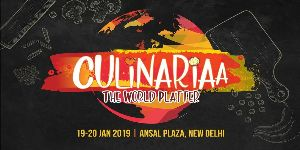 Culinariaa: The World Platter