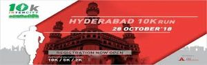 HYDERABAD 10K INTENCITY RUN