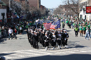 Annual St. Patrick's Day Parade