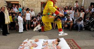 Baby Jumping Festival