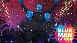 Blue Man Group Worldwide Sensation