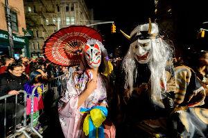 New York's Village Halloween Parade