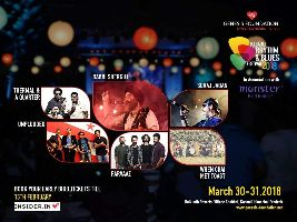 Kasauli Rhythm and Blues fest