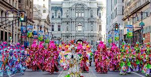 Mummers' Parade