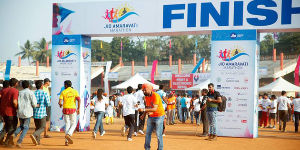 JIO Amaravati Marathon