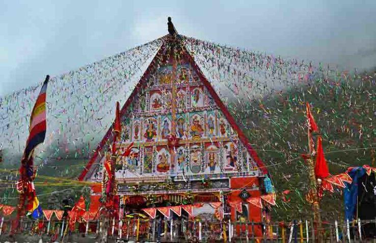 Image result for किश्तवाड़ में चंडी माता मंदिर