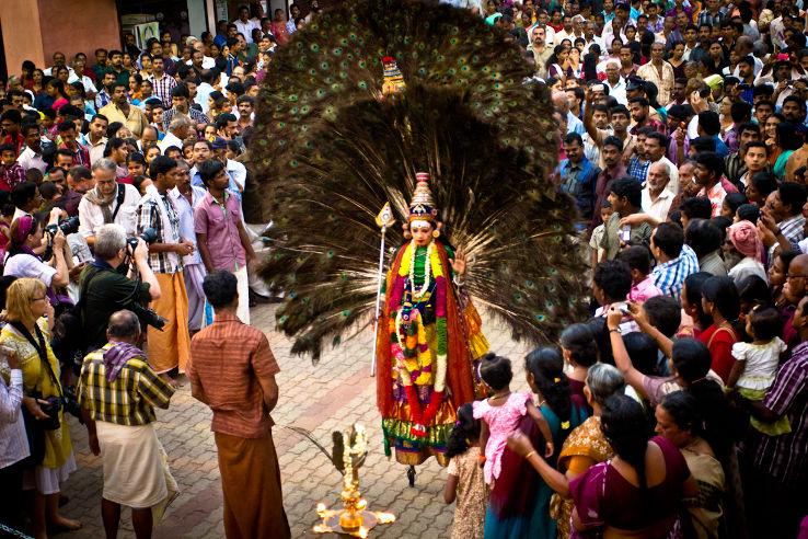 Thirunakkara Arattu Festival of Kerala