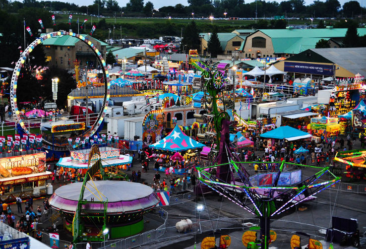 new york state fairs and festivals 2018