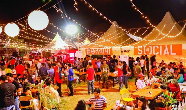 November Food Festival 2019 In Jawaharlal Nehru Stadium