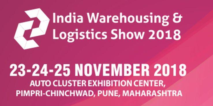 India Warehousing & Logistics Show 2019 in Hitex Exhibition