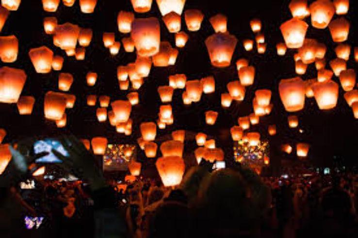 Taiwan Lantern Festival 2020 Pingxi Sky Lantern Festival 2020 in Taiwan, photos, Festival when