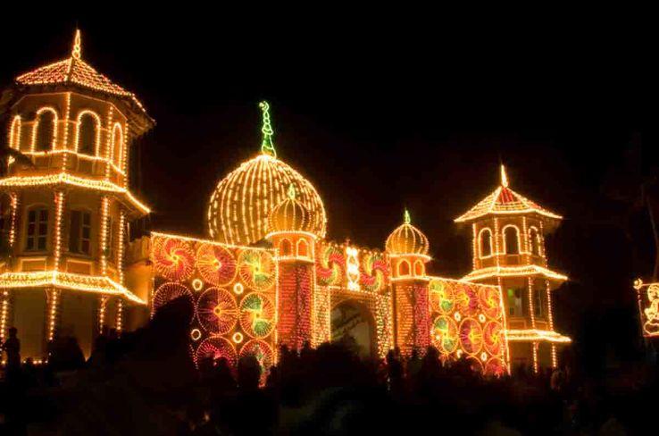 Kanjiramattom Nercha Festival of Kerala