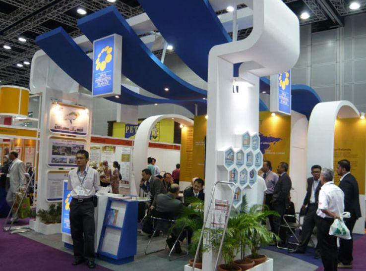 Malaysia International Halal Showcase 2019 in MITEC Malaysia, photos