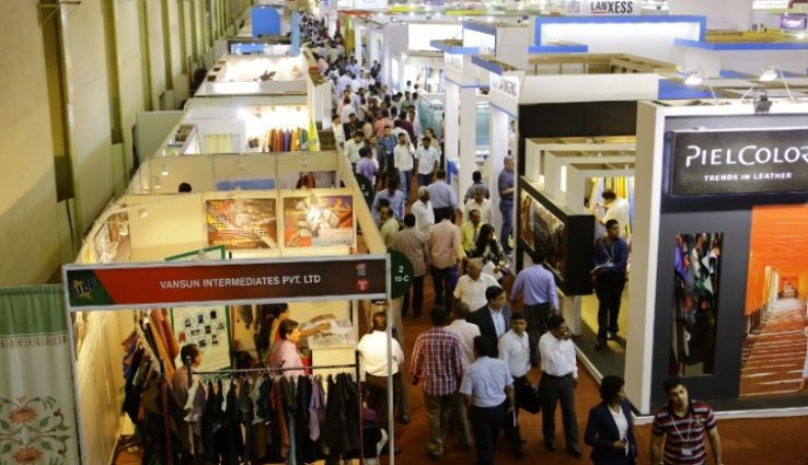 IILF - India International Leather Fair 2019 in Chennai