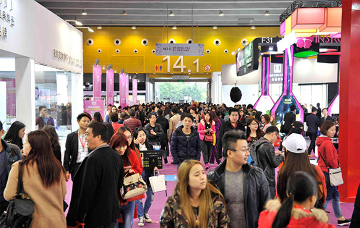 China International Beauty Expo 2019 in China import and