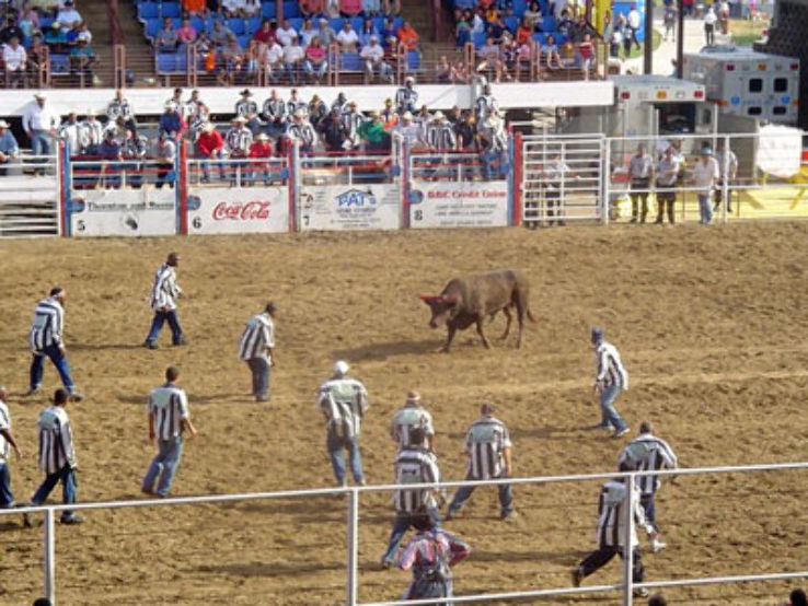 Angola Prison Spring Rodeo 2019 in Angola State Penitentary