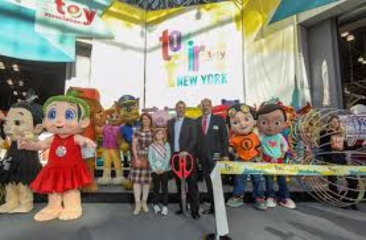New York Toy Fair 2020.Toy Fair 2020 In Jacob K Javits Convention Center United