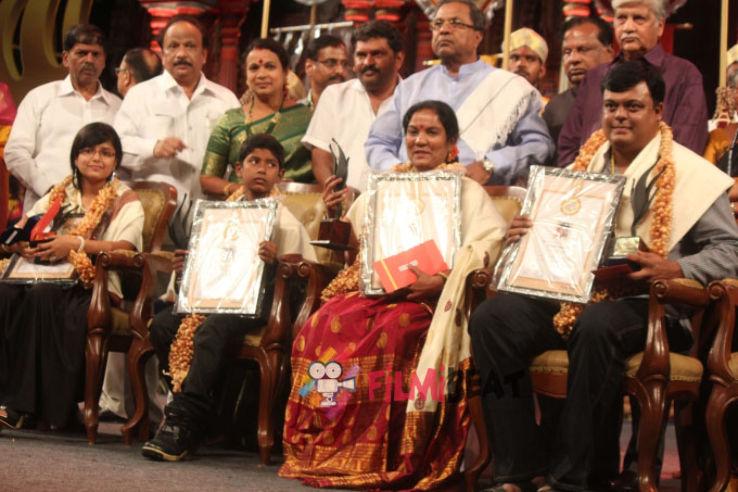 Karnataka State Film Award 2019 In India Photos Dance Music Live