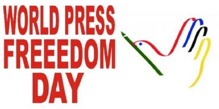 Image result for World press Freedom Day 2019
