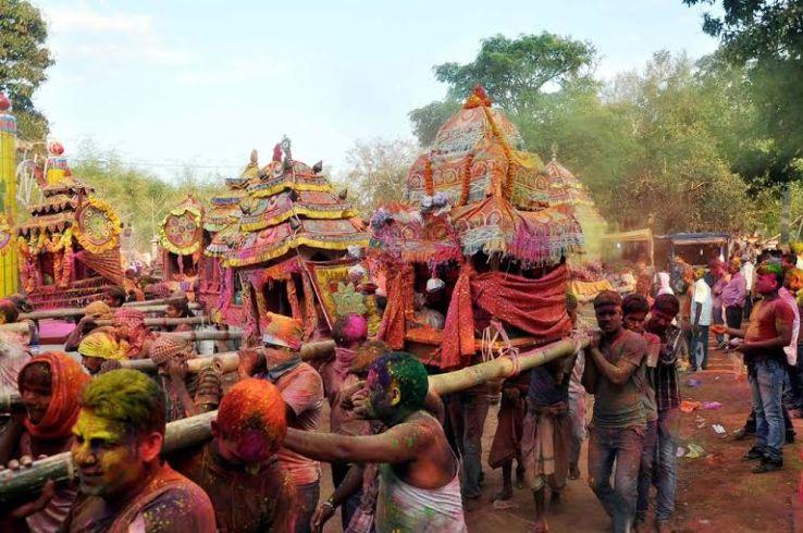 Dola Purnima 2019 In India Photos Fairfestival When Is Dola