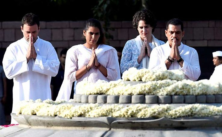 Image result for Rajiv Gandhi Memorial Day 2019