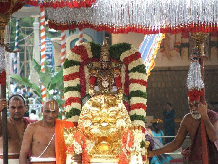 Brahmotsavam Festival 2019 in India, photos, Festival