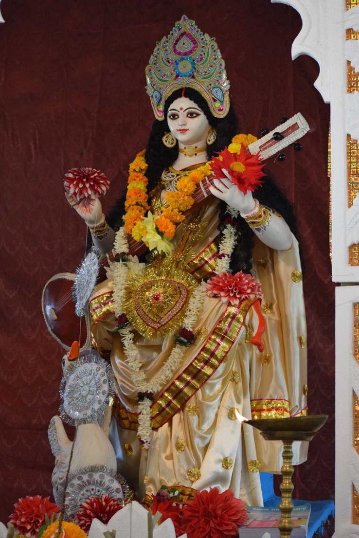 saraswati puja west bengal fairfestival saraswati puja west
