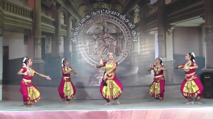 Natyanjali Dance Festival 2019 in India, photos, Carnival when is
