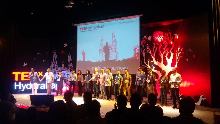 TEDxHyderabad 2019 in India, photos, Carnival when is TEDxHyderabad