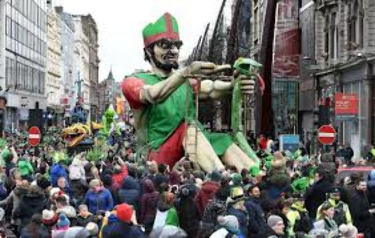 St. Patrick's Day 2019 in , photos, Fair,Festival when is