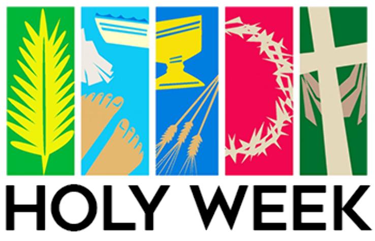 Image result for holy week 2019
