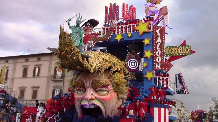 Viareggio Carnival 2019 in Italy, photos, Fair,Festival when is