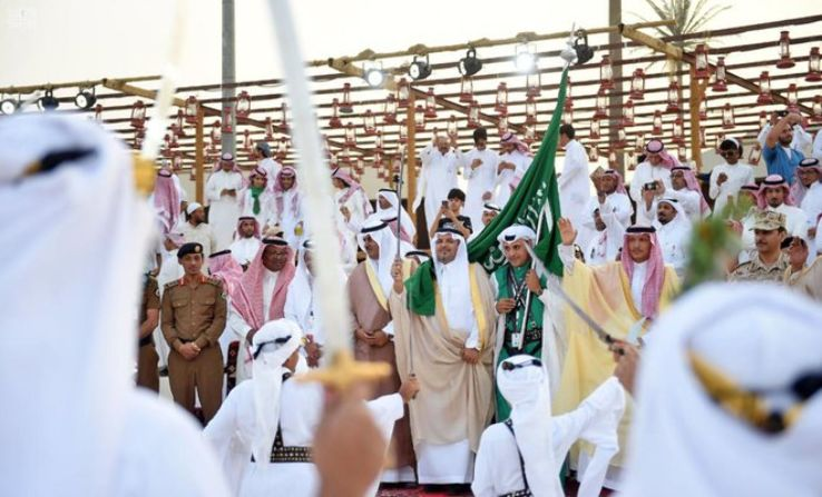 Souq Okaz in Saudi Arabia, photos, Festival, Occasion, Fair