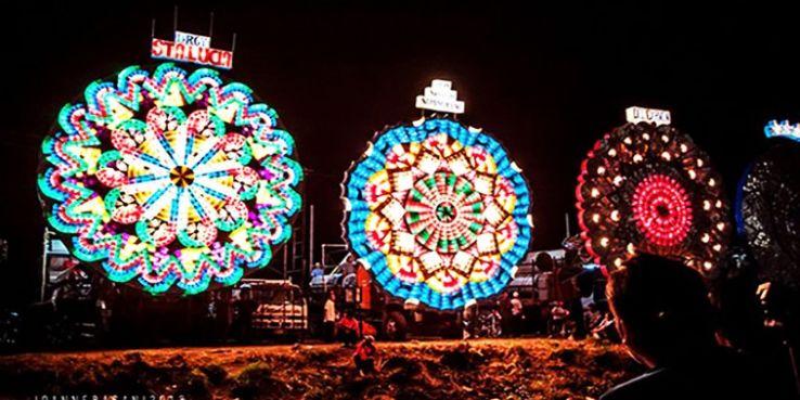 Giant Lantern Festival 2019 In Philippines Photos Fair Festival