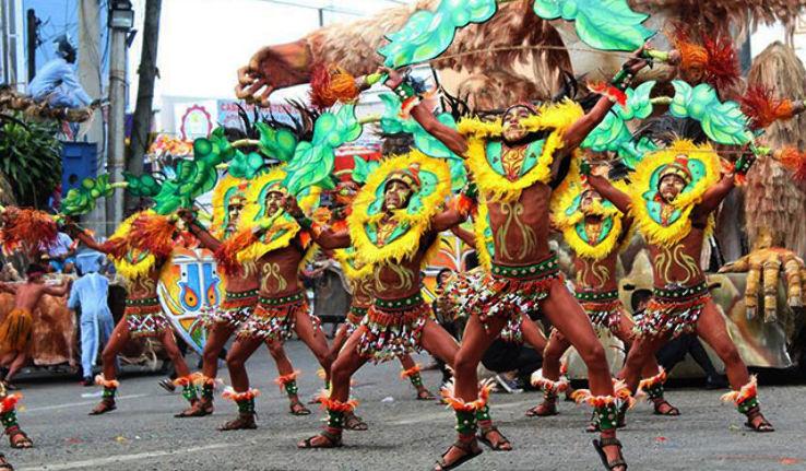 Ibalong Festival 2019 in Philippines, photos, Fair,Festival