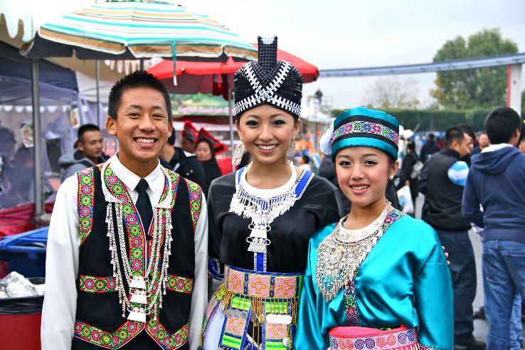 Sacramento Hmong New Year 2014 2015 Miss Hmong - YouTube |Hmong New Year